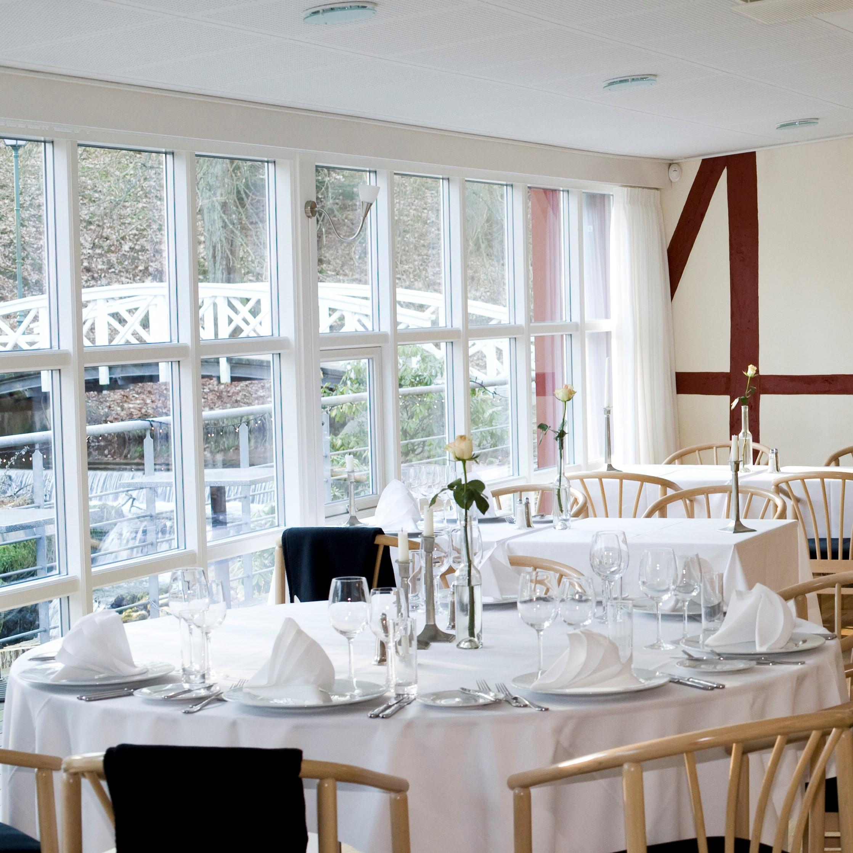 Restaurant Møllehuset frederikshavn konference møde
