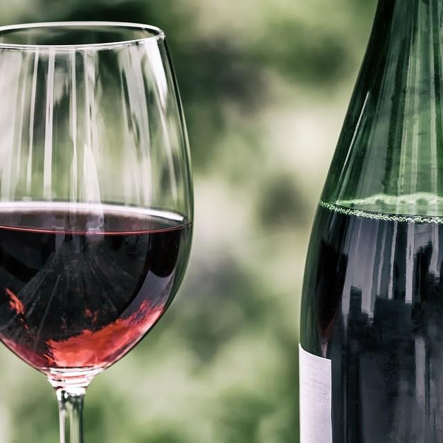 Restaurant Møllehuset Frederikshavn rødvin vinsmagning