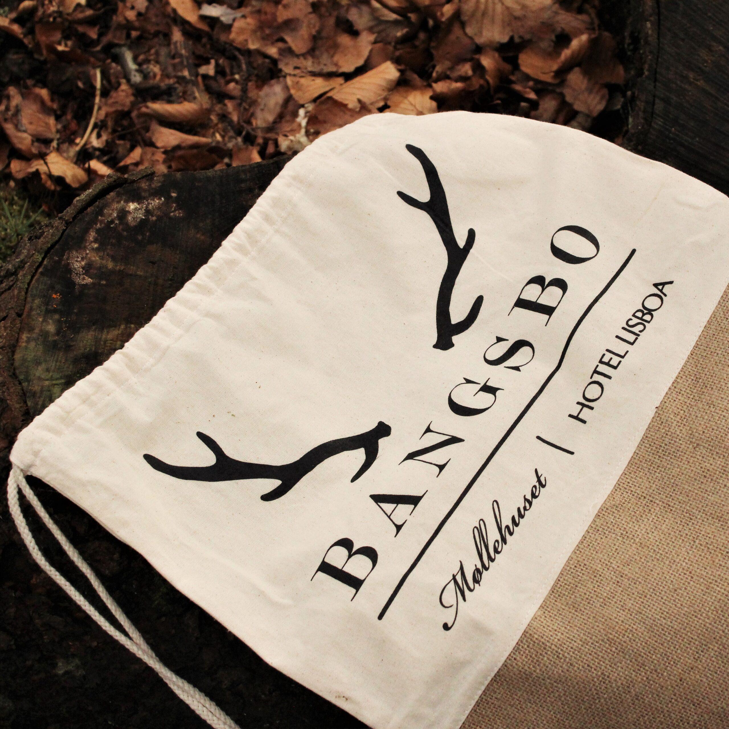 Restaurant møllehuset bangsbo rygsæk merchandise outdoorprodukter