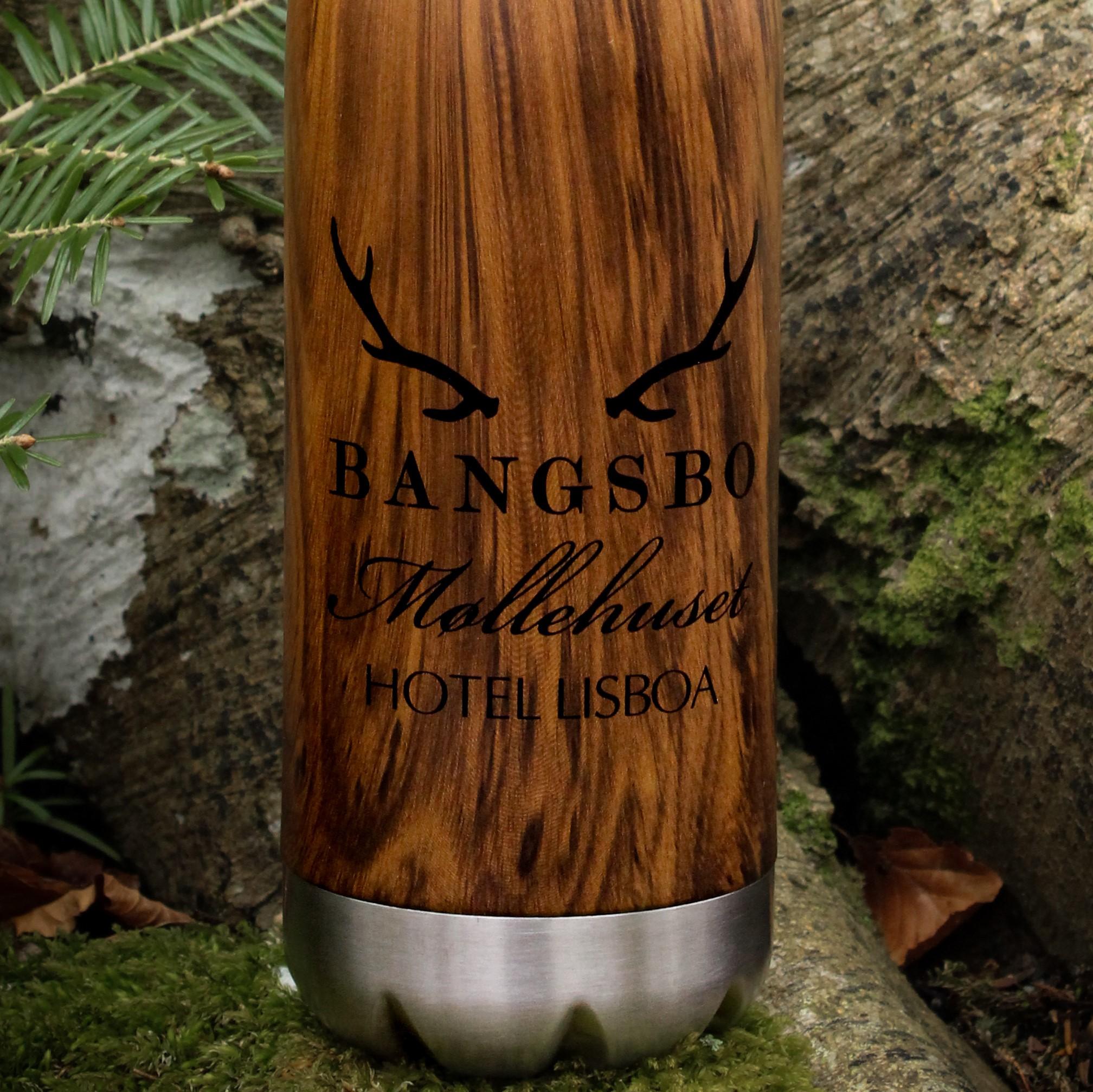 Hotel lisboa restaurant møllehuset bangsbo outdoor produkter termoflaske bæredygtig